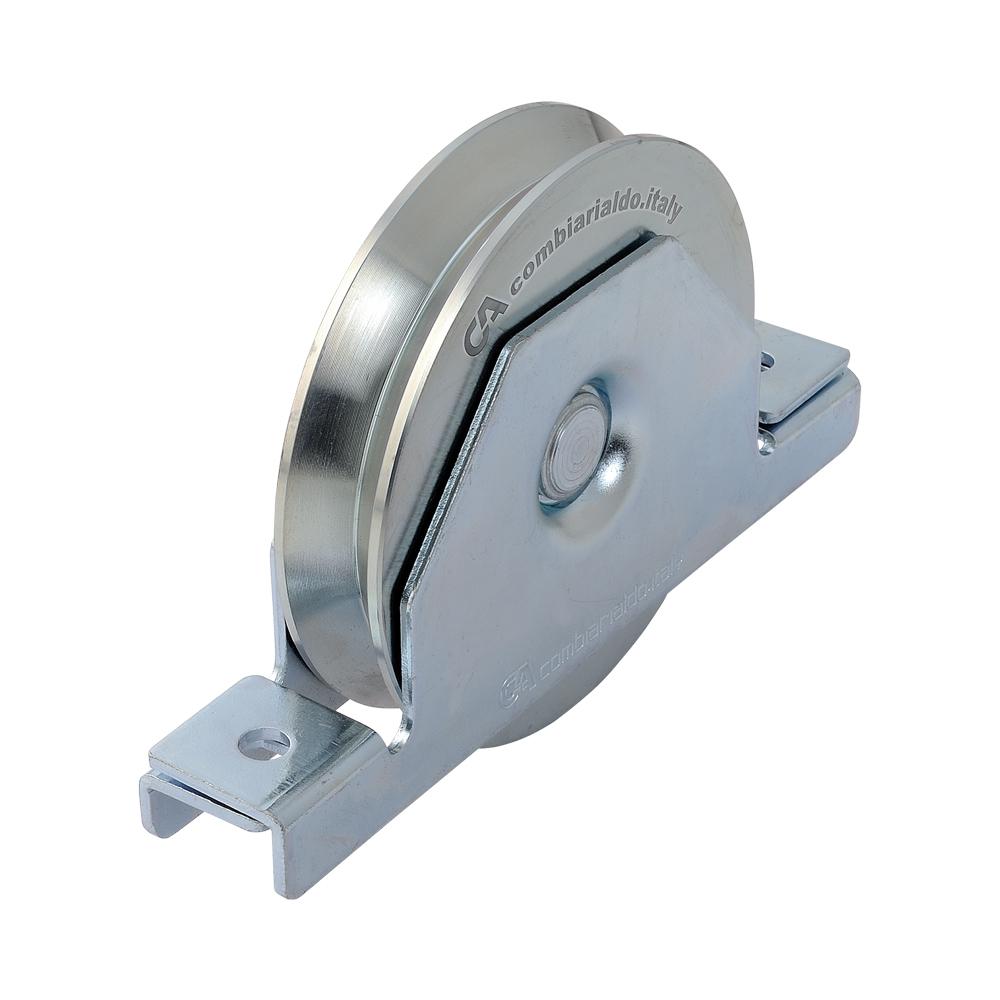 Ruedas y accesorios para puertas correderas combiarialdo - Accesorios para puertas correderas ...