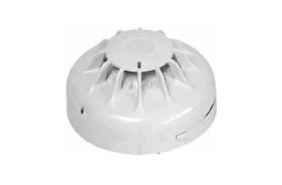 Detector de Calor 05204 Opera para EN54 Central de Bomberos monozona Cumplimiento