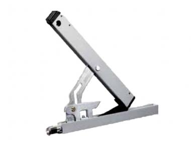 Composición Geze Electrónico Ventanillas rectangular 170mm Puerta Apertura OL 90 N
