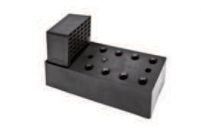 Elemento de montaje bisagras con resina para Coats hasta 140mm ESINPLAST