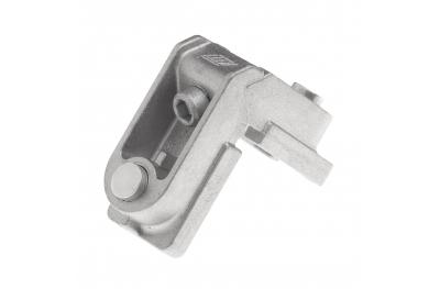 Soporte de aluminio LM Monticelli 0431 Montebianco 2