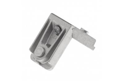 Soporte de aluminio LM Monticelli 0445 Montebianco 3