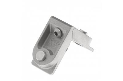 Soporte de aluminio LM Monticelli 0435 Montebianco 3