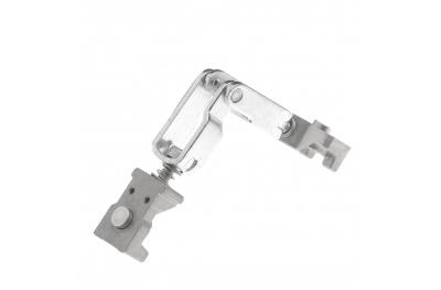 Soporte de aluminio LM Monticelli 0.910,10 K2