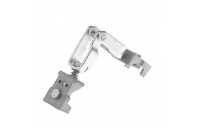 Soporte de aluminio LM Monticelli 0.909,10 K2
