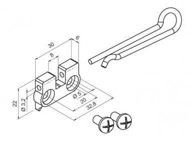 Aplicación Soporte presentar una MANERA motor Mingardi Micro