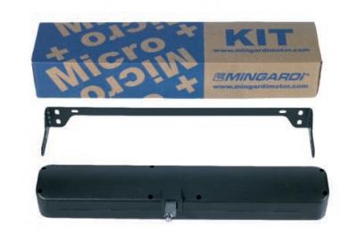 Actuador Cadena Micro Kit + MANERA Mingardi 230V Max golpe 400mm