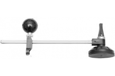 Brújula de plástico para cristal grabados Ariston