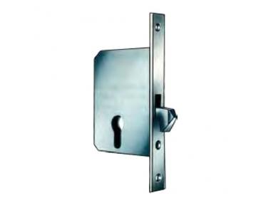 1222 cerradura para puertas correderas con effeff gancho
