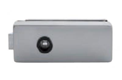 Bloqueo de cristal sin llave agujero apretado 165x65mm Tropex