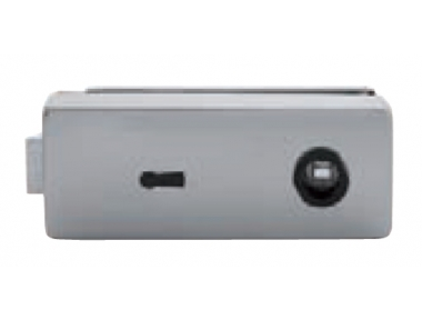 Cerradura para Glass Tropex con Key Hole Tropex 165x65mm