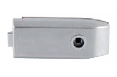 Bloqueo de cristal sin llave agujero Tropex 175x75mm