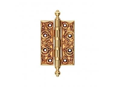 Bisagra para puerta de madera 1270 CE de estilo barroco y refinado con decoraciones de lujo