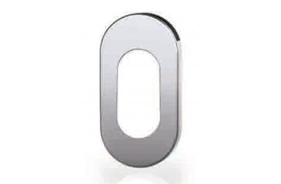 Cilindro Boquilla oval redonda de acero inoxidable Tropex