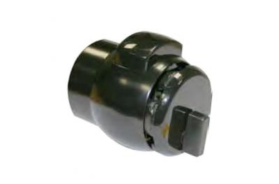 12 PremiApri para el botón de bloqueo del baño con tubulares de la serie Nova Meroni