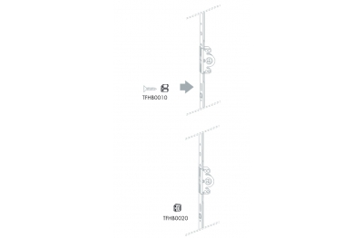 Limitador de carrera Cremonese accesorios Siegenia Titan