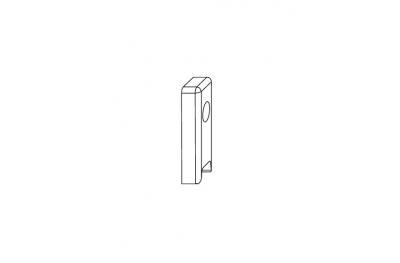 Retroalimentación A0767 de Fermo Tomando Comfort accesorios Siegenia Titan