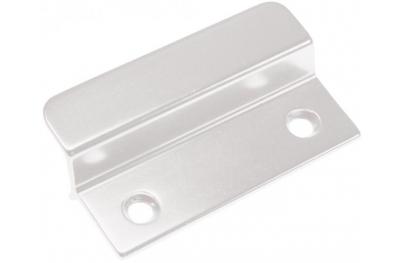 Pequeña asa de aluminio blanco para puertas francesas al aire libre HEICKO Segatori