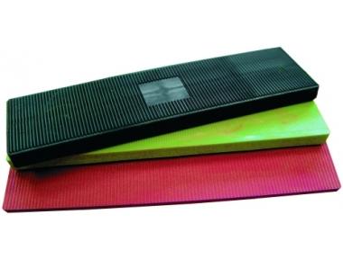 Acristalamiento espesor 100x56mm Espesor Plástica en Elección 1000 PC HEICKO