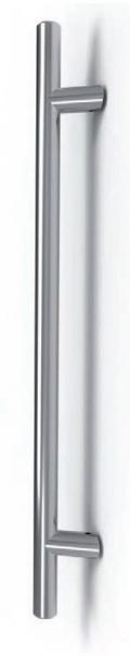 Maneje Frankfurt Tropex soportes de acero Distancia entre ejes magra Ø 300mm 30mm