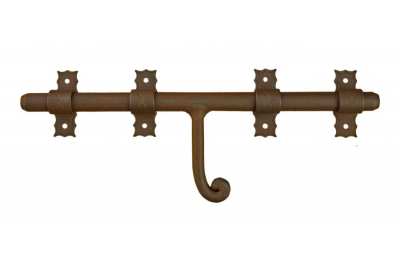 1890 Horizontal perno Galbusera Hierro forjado varios tamaños
