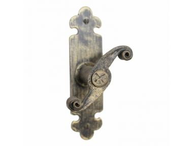 2116 mango de un martillo forjado de hierro de la vendimia ventana Lorenz Ferart