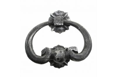 2270 aldaba de hierro forjado Puertas para Lorenz Ferart