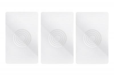 3 tarjetas para cerradura conectada Somfy