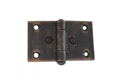 3073 bisagra doble para puertas y muebles de hierro forjado Lorenz Ferart