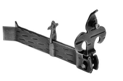 315 titular del obturador Giglio 170x30x18mm Zanca para incrustar Galbusera