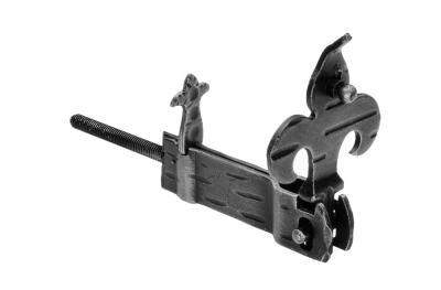 315/V titular del obturador Giglio 90x30x18mm Galbusera Hierro forjado