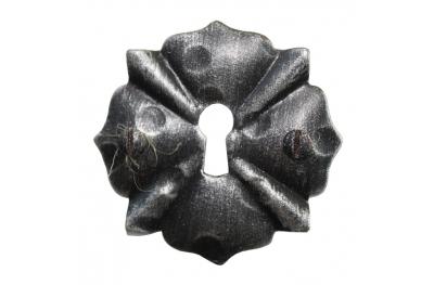 3164 boquilla de hierro forjado artesanal de muebles de Lorenz Ferart