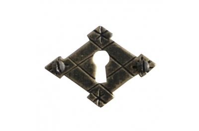 3174 boquilla de hierro forjado artesanal de muebles de Lorenz Ferart