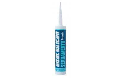 Silicio Torggler Ventana Blanco RAL 9010 Sitol silicio de la compra. 310ml