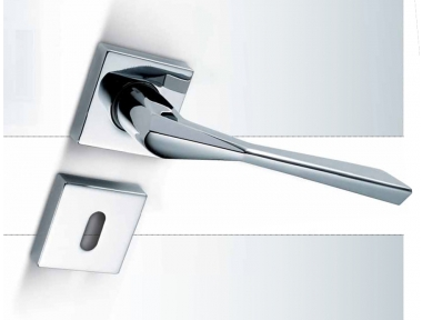 Smart Line Sicma 3D manija Puerta con Rosetta y la boquilla Quadra