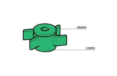 Spacer Proni Rápido-Block Series Ventana 40 Instalación