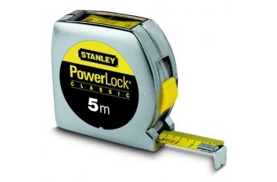Stanley Powerlock Cinta Herramienta de lectura directa 5m