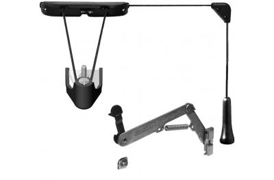 Accesorios de cierre Vasculantes Aluminio Negro Escarabajo ESINPLAST