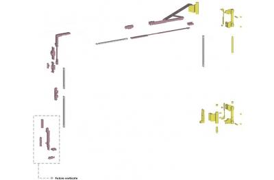 Composición estándar Brazo Ribantatre Savio