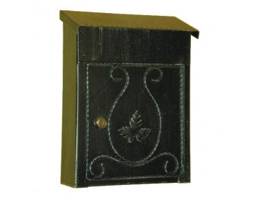 6007 Buzón de hierro forjado Sobres Craft Porta y Prensa Lorenz Ferart