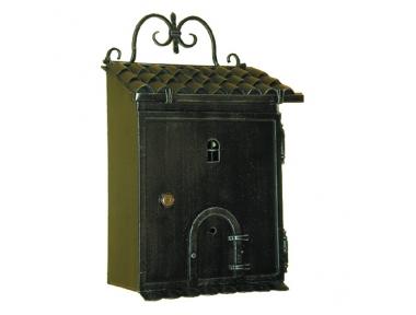 6016 Depósito del formulario de envío de Hierro forjado Craft Casetta Lorenz