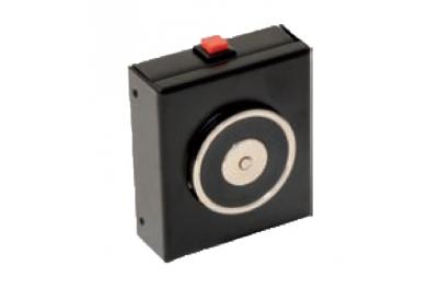 Electroimán Retención con botón de liberación Art.18001 Opera Serie 180