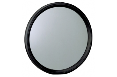 Ojo de buey de goma redonda grande de cristal 5 + 5 Colombo