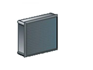 Cap Medalla Plaza de Nylon Negro Paquete de 200 piezas diferentes tamaños