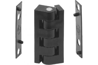 Bisagra 48 mm 1 mm de espesor Complanare Ventana Clausura Mini ESINPLAST