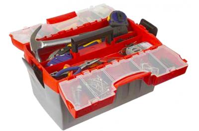911 Plano Caja para Herramientas con Portaccesorios Incorporado Design Line
