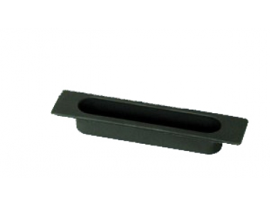 El identificador de ventana Medalla correderas empotrables bandeja 4S Negro Nylon