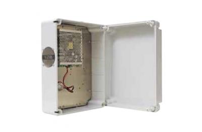Fuente de alimentación conmutada de batería compensadora 05312 Serie perfil Opera