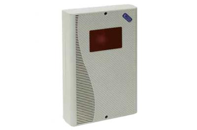 De alarma del sistema de alarma Autogestito 55005 para salidas de seguridad Check Opera