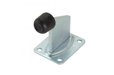 Raza End-stop con la placa para fijar la puerta corrediza Combiarialdo